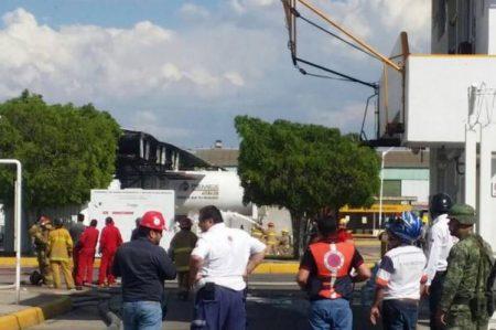 Explosión en refinería de Salamanca deja 8 heridos