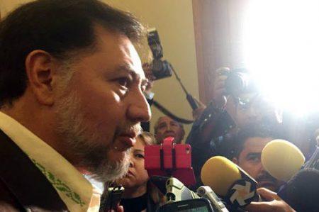 Fernández Noroña visita la ciudad de Monterrey