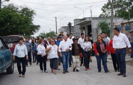 Gobierno municipal responde con obras a la ciudadanía