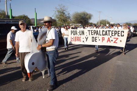 México un cementerio, dice Hipólito Mora, exlíder de autodefensas