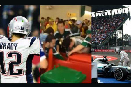 Momentos vergonzosos de mexicanos en grandes eventos deportivos