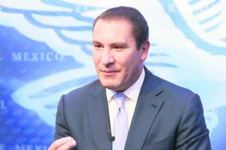 Moreno Valle exige que voto azul defina candidato a Presidencia