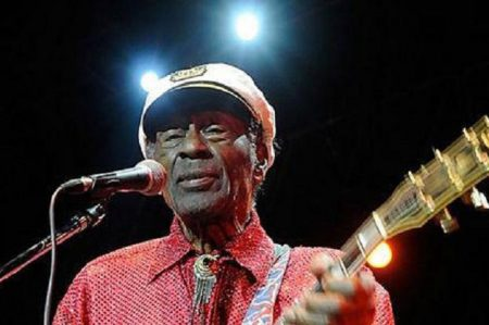 Muere la leyenda del rock, Chuck Berry
