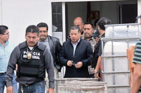 Dan prisión a ex gobernador por facilitar escape de Duarte