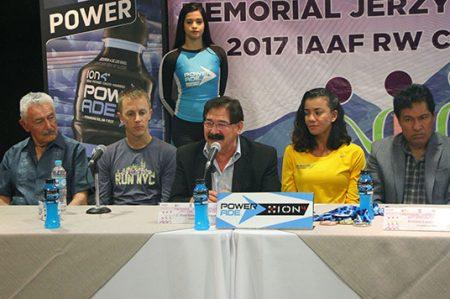 Recibirá Nuevo León a medallistas mundiales en Challenge de Marcha