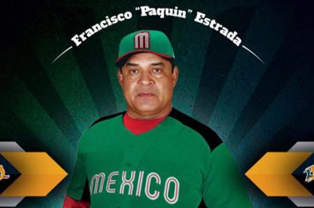 Francisco 'Paquín' Estrada está desaparecido