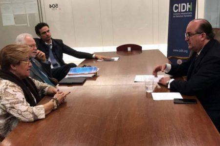 Rechaza Conago políticas antiinmigrantes de Trump en la CIDH