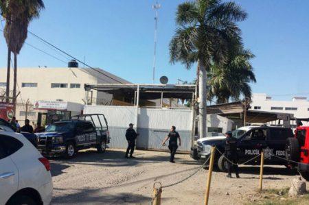 Sin localizar, jefe de custodios de penal de Culiacán