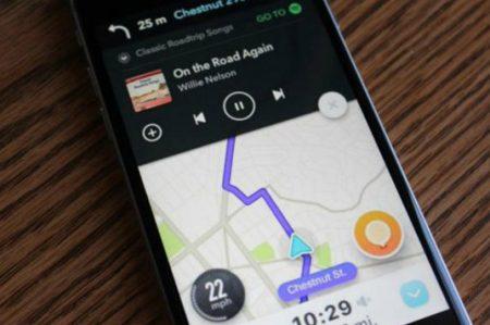 Spotify y Waze mejoran tu experiencia musical en tu auto