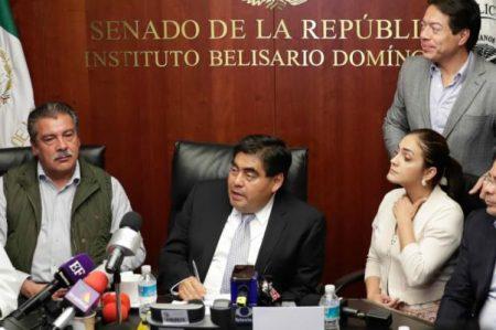 Tribunal Electoral rechaza expediente Barbosa