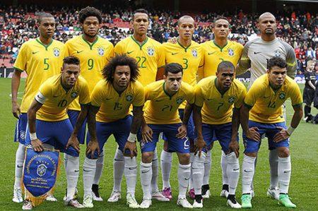 Brasil, muy cerca de calificar al Mundial de Rusia 2018