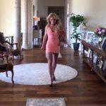Britney Spears sube redes sociales su rutina de ejercicio