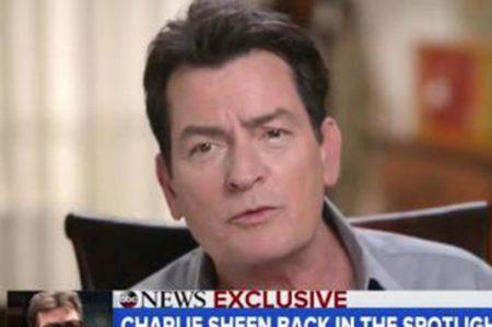 Charlie Sheen asegura que otros famosos de Hollywood también tienen VIH