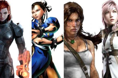 Cinco personajes de videojuegos que empoderan a la mujer