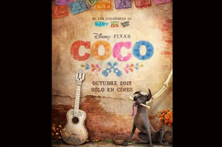 Lanzan póster de 'Coco', la película de Disney sobre Día de Muertos