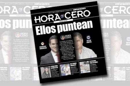 Alcaldes, los mejor posicionados al 2018 en Nuevo León