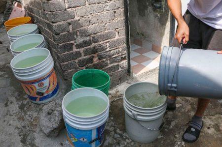 Tercera parte de habitantes del planeta viven 'estrés hídrico': UNAM