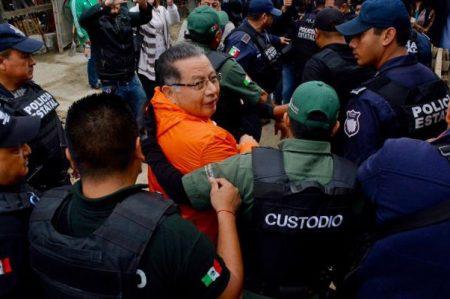 Vinculan a proceso a ex gobernador interino de Veracruz, Flavino Ríos