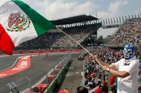 GP de México de F1 dejó en 2016 derrama económica por 12 mil 80 mdp