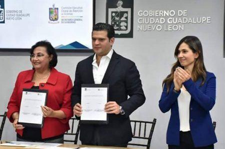 Busca Guadalupe mejorar atención a víctimas de delitos