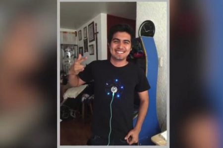 Estudiante mexicano entre los 200 Líderes del Mañana