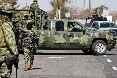 Prisión preventiva por portar armas de uso exclusivo, pide Sales