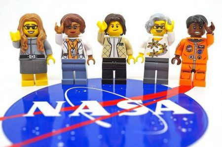 Lego lanzará figuras de 'Mujeres en la NASA'