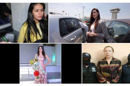 Incrementa participación de mujeres en narcotráfico