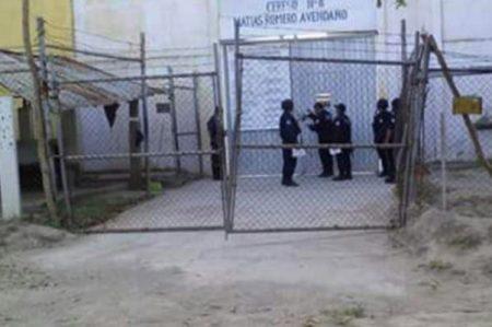 Reos retienen a director del penal de Matías Romero en Oaxaca