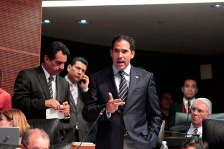 Bancada del PRD en el senado no tiene coordinador: Pablo Escudero