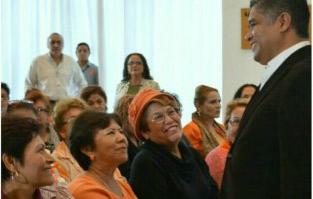 Conmemora San Nicolás Día Internacional de la Mujer