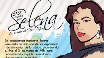 Selena Quintanilla, 22 años sin la reina del Tex-Mex
