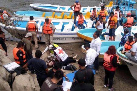 Investigan muerte de turista en Cañón del Sumidero