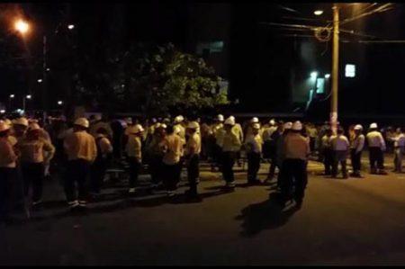 Enfrentamiento entre sindicalistas deja un muerto en Veracruz