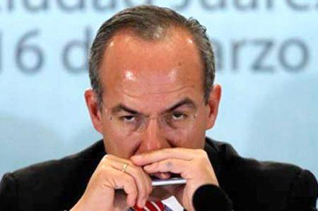 Sale bueno Calderón para 'tuitear'… Y pelear
