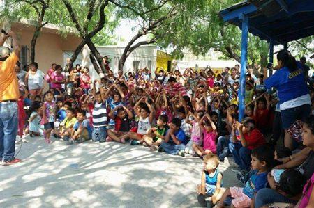 Invitan a ayudar a 300 pequeños a tener un feliz Día del Niño