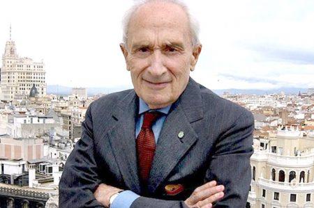 Muere el politólogo italiano Giovanni Sartori