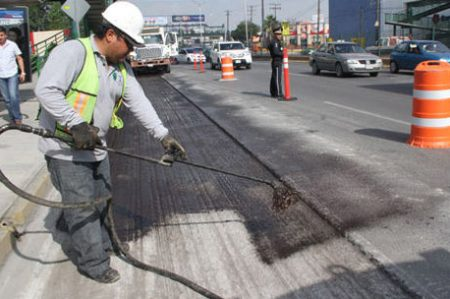 Mantienen en periodo vacacional rehabilitación de avenidas metropolitanas