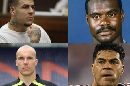 Aaron Hernández y otros deportistas que se quitaron la vida