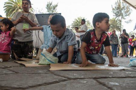 CNDH llama a materializar Ley General de los derechos de los niños
