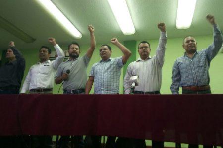 Denuncia profesor de la CNTE violación a sus derechos humanos