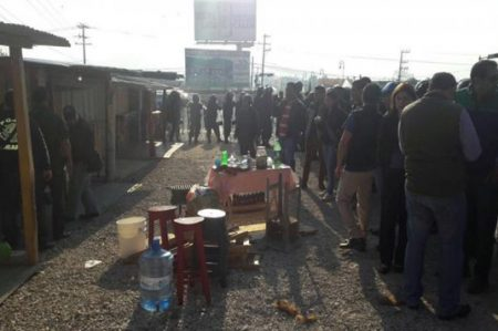 Desalojan a colonos en posesión ilegal de predio en Chiapas