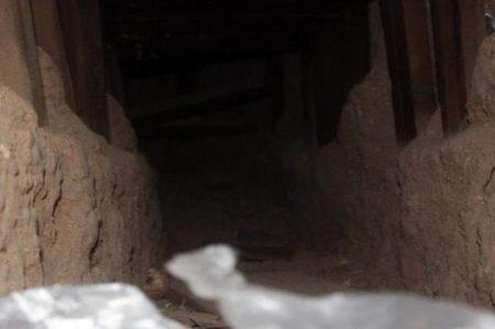 Descubren túnel transfronterizo incompleto entre Arizona y Sonora