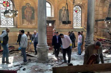Condena México atentados en iglesias en Egipto