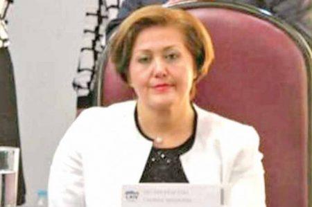 Inician desafuero de Eva Cadena; 7 de julio el dictamen