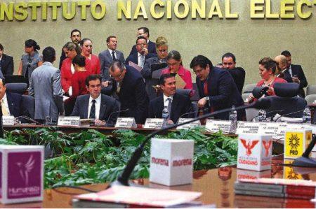 Fiscalización en tiempo real es obstruida por partidos: INE