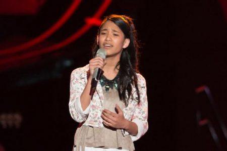 Hija de Omar Chaparro audicionó en 'La Voz Kids'