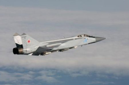 Intercepta EU de nuevo dos bombarderos de Rusia