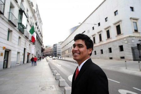 Joven científico, orgullo mexicano en Europa