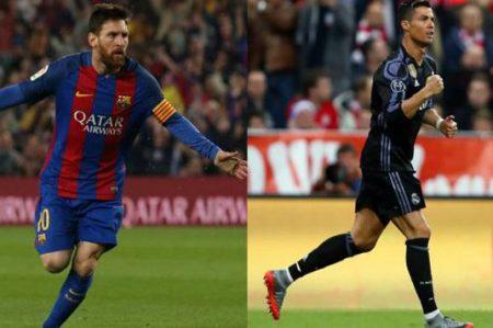 Messi y Ronaldo, dueños de Europa